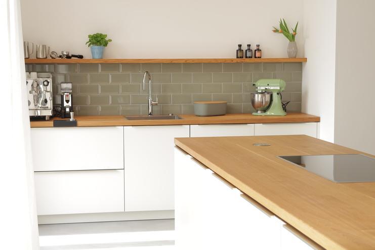 Küche 1 - Küchen - Projekte | Monopodium Tischlerei - Selm