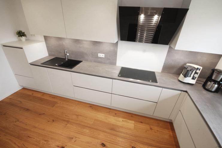 Küche 3 - Küchen - Projekte   Monopodium Tischlerei - Selm